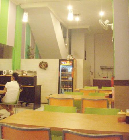 Aneka Bubur dan Hidangan Oriental Istana Bubur