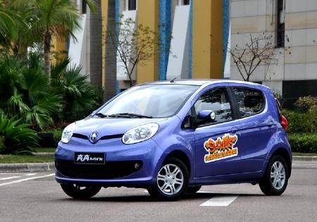 Mobil Murah dari China