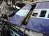 Dalam kejadian itu 57 orang tewas dan ratusan lainnya luka-luka. afp/Deshakalyan