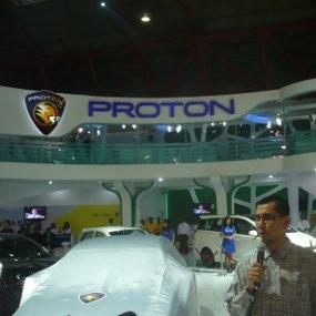 Gaet Lotus, Proton Bangun Mobil Murah