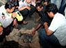 Peristiwa jatuhnya benda langit itu terjadi pada Rabu (18/8) sekitar pukul 21.00 WIB. Benda yang jatuh itu menyerupai batu, namun sudah terbakar. (Faiq).