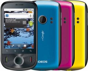 Ideos, Android Murah dari Huawei