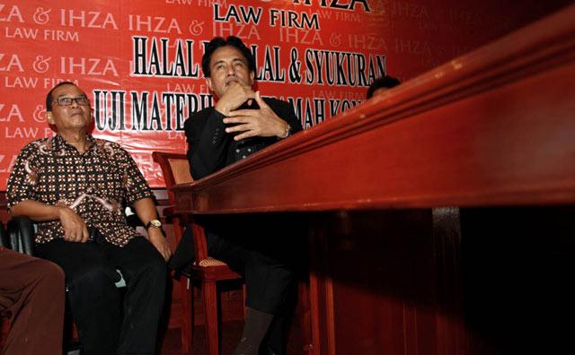 Yusril Minta Mega-SBY Bersaksi