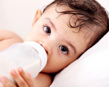 Jumlah Susu Formula Yang Tepat Untuk Bayi