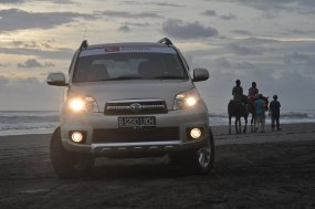 Terios Anyar, Kenyamanan Sebuah SUV