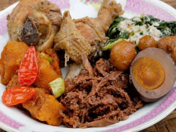 Resep Sayur: Gudeg Manggar
