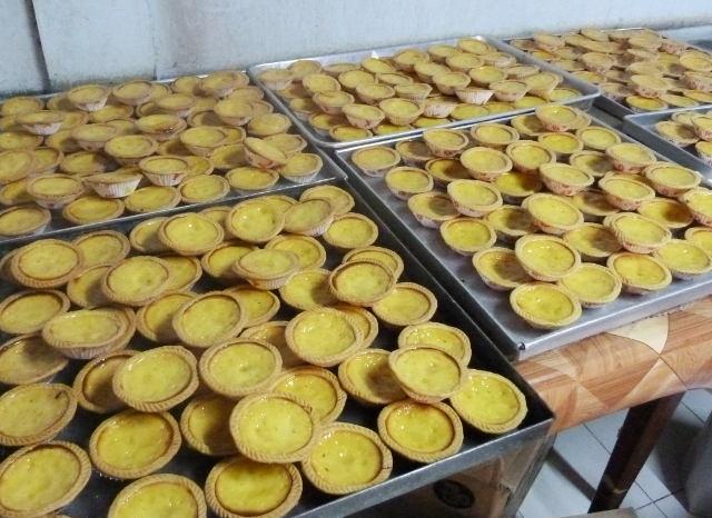 Mengintip Pembuatan Pie Susu Bali