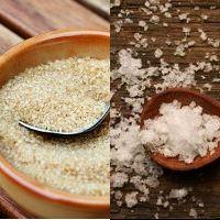 Takaran Konsumsi Gula dan Garam yang Pas Buat Tubuh