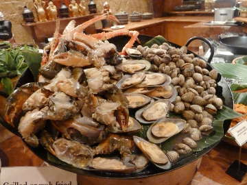 Yuk, Makan Seafood di Pasar Senggol!
