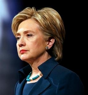 China Depak Hillary Clinton di Internet