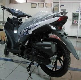 Ini Dia Spesifikasi Lengkap Suzuki Hayate