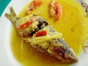 Resep Ikan: Bandeng Pesmol