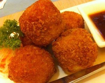 Resep Tahu: Crispy Cheezy Tofu