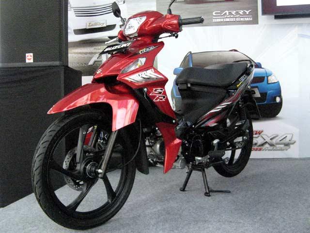 Striping Anyar Suzuki Titan dan Fu