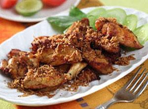 Resep Ayam: Ayam Gepuk