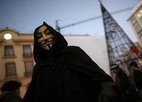 Anonymous Bocorkan Info Soal NATO