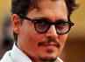 Meski tergolong aktor senior, Johnny Depp berhasil mendarat di peringkat tiga. (Getty Images).
