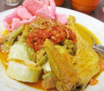 Resep: Ketupat Sayur Padang