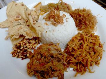 Nasi Madura di Malang