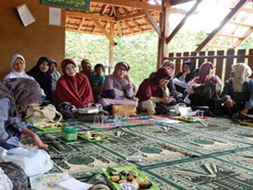 Halal Corner, Wadah Sosialisasi Halal Para Ibu