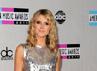 Supermodel Heidi Klum juga ikut meramaikan acara itu. Getty Images.
