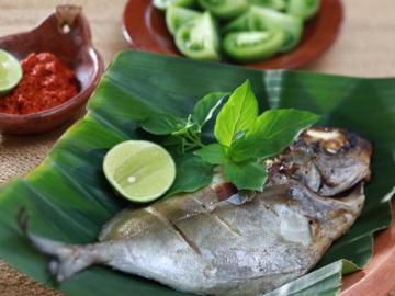Resep Ikan: Ikan Bakar Makasar