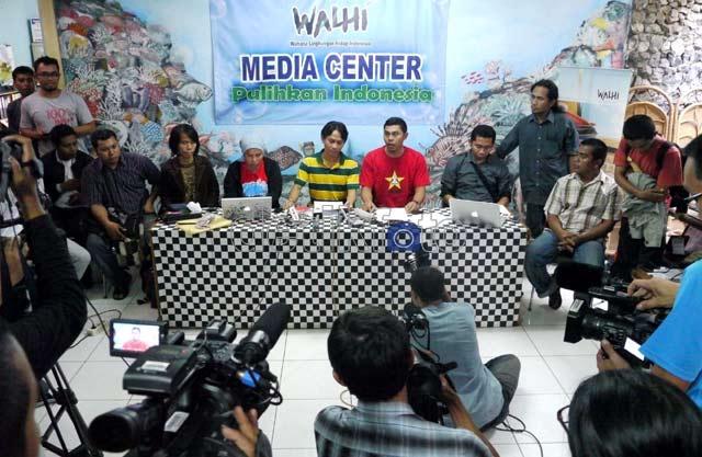 Walhi Minta SBY Tanggung Jawab Kasus NTB
