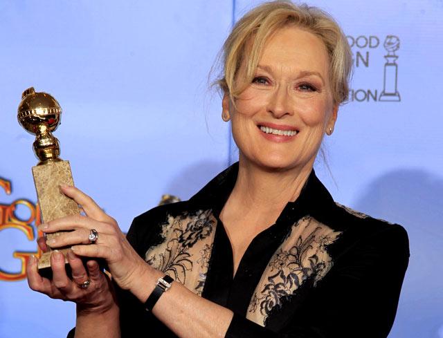 Ini Dia Pemenang Golden Globe 2012