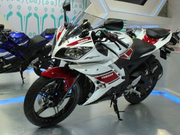Yamaha R15 Special Edition Mulai Dijual