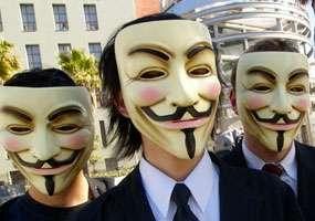 Anonymous Lumpuhkan Situs CIA