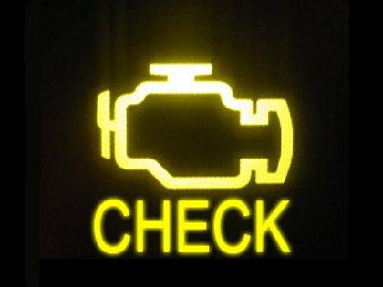 Indikator Check Engine Baleno Menyala