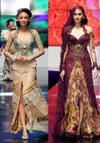 9 Karya Terbaru Anne Avantie di Indonesia Fashion Week 2012 1
