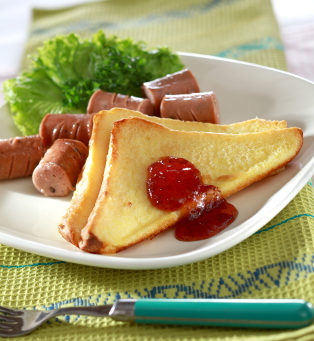Resep Kue: Baked French Toast