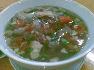 Resep Sup: Sup Iga Sapi