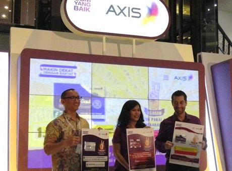 Axis Sebar Sejuta Kartu Perdana Gratis