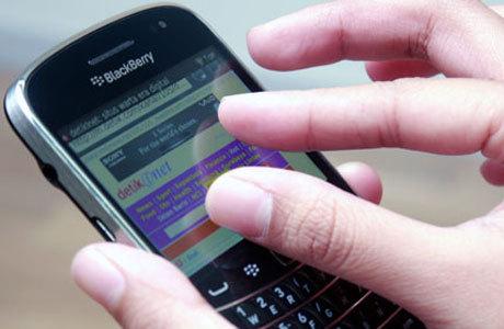 BlackBerry Menyerah Lawan Android & iPhone?