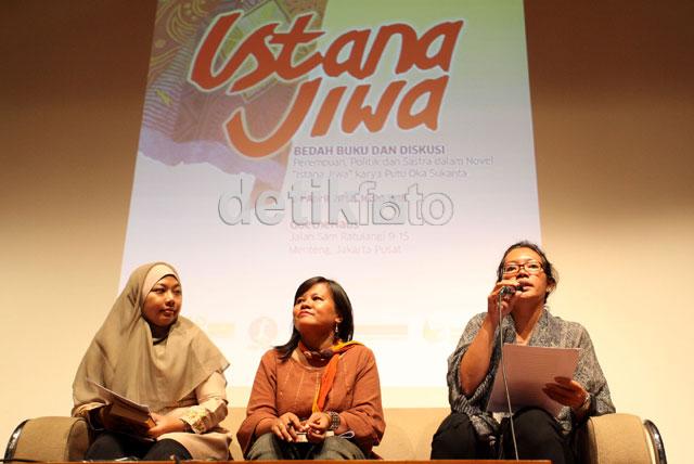 Istana Jiwa, Sejarah Kekerasan Kepada Perempuan