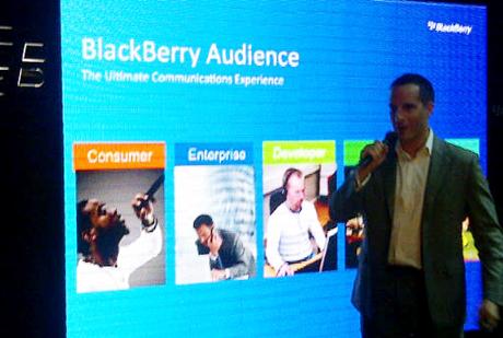 RIM: BlackBerry Paling Laku di Indonesia