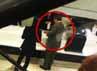 Hayono Isman dari Fraksi Partai Demokrat tertengkap kamera sedang melakukan transaksi di kasir KaDeWe Berlin, Barang-barang yang dijual di toko tersebut dikenal cukup berkelas dan mahal. dok PPI