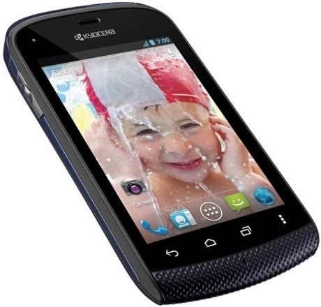 Kyocera Hydro, Ponsel Android Tahan Air
