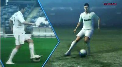 Video PES 2013 Baru Tampilkan Gocekan Maut Ronaldo