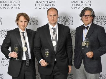 Inilah Peraih James Beard Foundation Award, Oscar Dunia Kuliner!