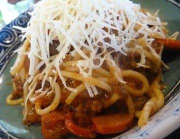 Resep Pasta: Spaghetti Sobo Sauce