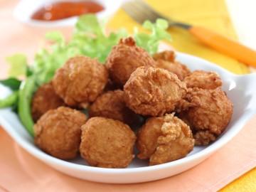 Resep Seafood: Bola-Bola Udang