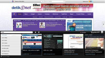 Yahoo Axis, Ketika Browser & Mesin Pencari Bergabung