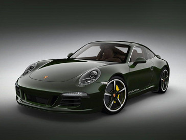 Porsche 911 Khusus untuk Anak Klub