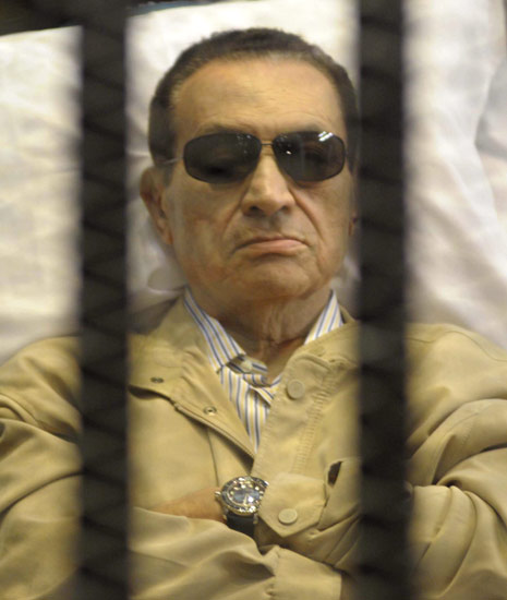Mubarak Divonis Penjara Seumur Hidup