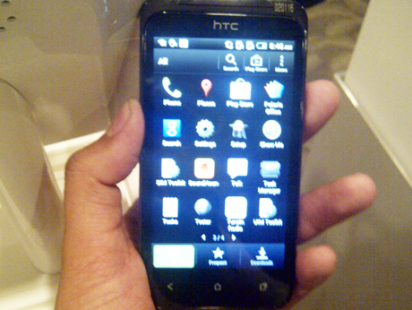 HTC Lepas Dua Smartphone Dual SIM Card