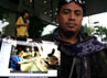 Abbas Sandji diperiksa KPK terkait foto Angelina Sondakh memegang blackberry di gedung DPR pada 2009. Ramses/detikcom.