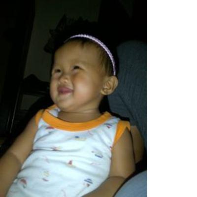 Sahqwita Fairus Sopyandi, 1,2 Tahun; Perempuan; f